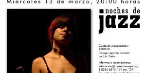 Noches de Jazz Tamayo