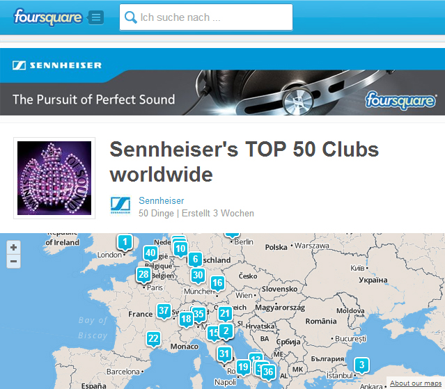 Sennheiser Club Guide