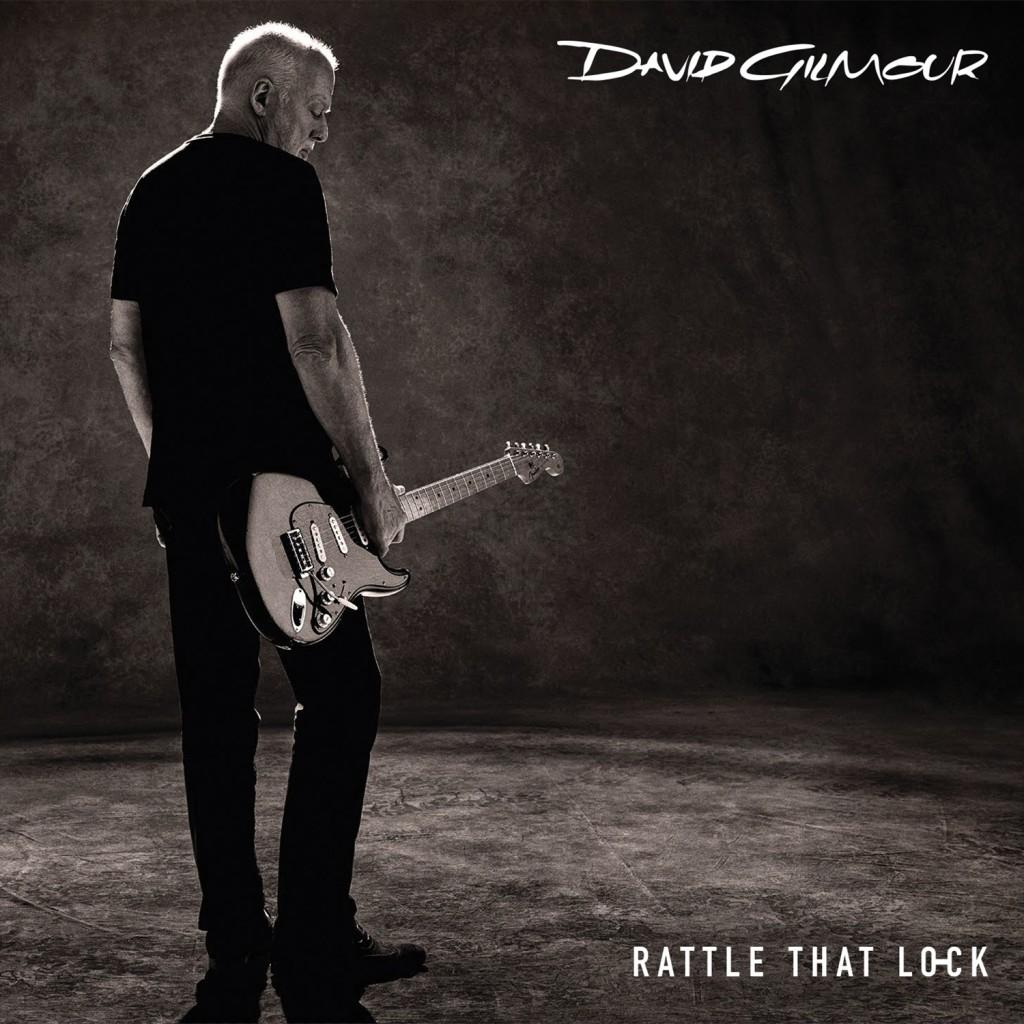 David Gilmour - RTL Single Artwork