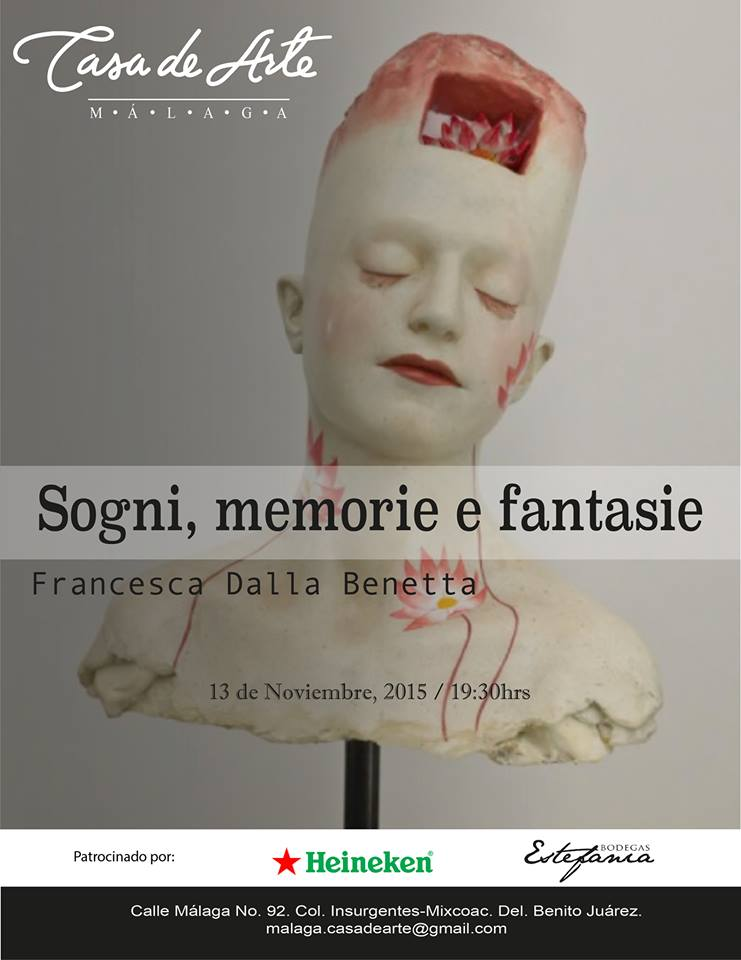 Invitación Sogni, Memorie e Fantasie