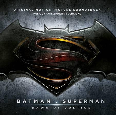 batman superman soundtrack