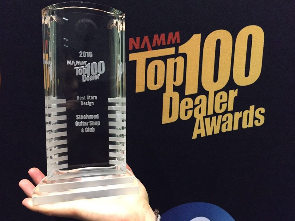 SGR- TOP 100 DEALER