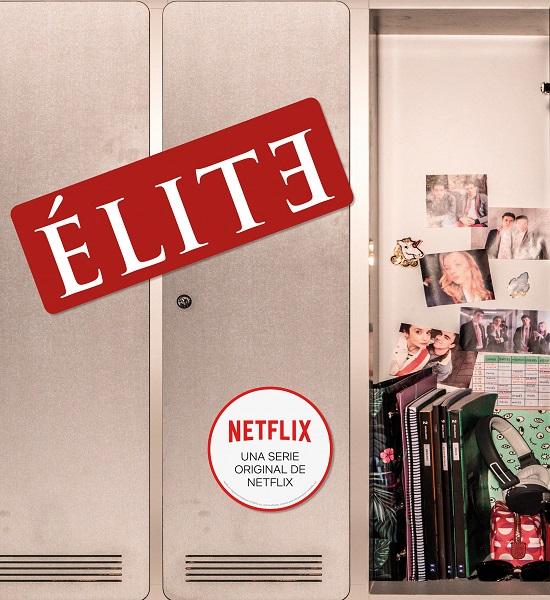Élite. El fanbook oficial |Un libro exclusivo con más de 200 fotografías de la serie