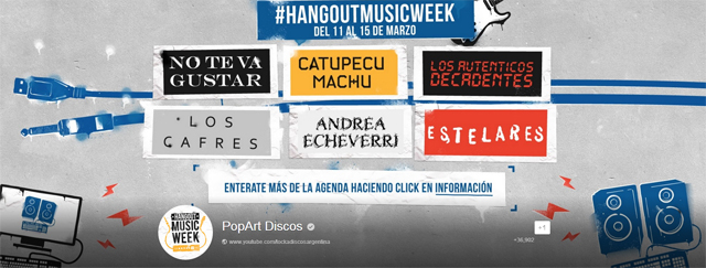hangout music week