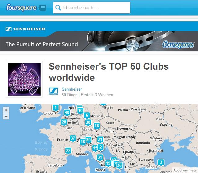 Sennheiser Club Guide