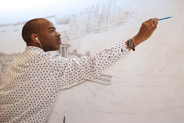 sketching_singapore_skyline
